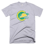 California Golden Seals Hockey Inspired Short sleeve men's t-shirt