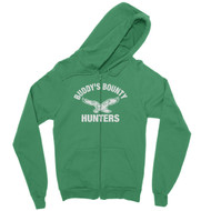 Buddy's Bounty Hunters Mens Zip hoodie