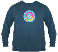 Grateful Dead Dancing Bear Long Sleeve T-Shirt