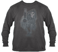 Grateful Dead Jester Long Sleeves T-Shirt