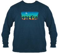 Grateful Dead Moondance Long Sleeves T-Shirt