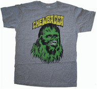 Mens Star Wars Chewbacca T-Shirt by Junk Food Clothing