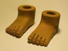 Candlestick Feet