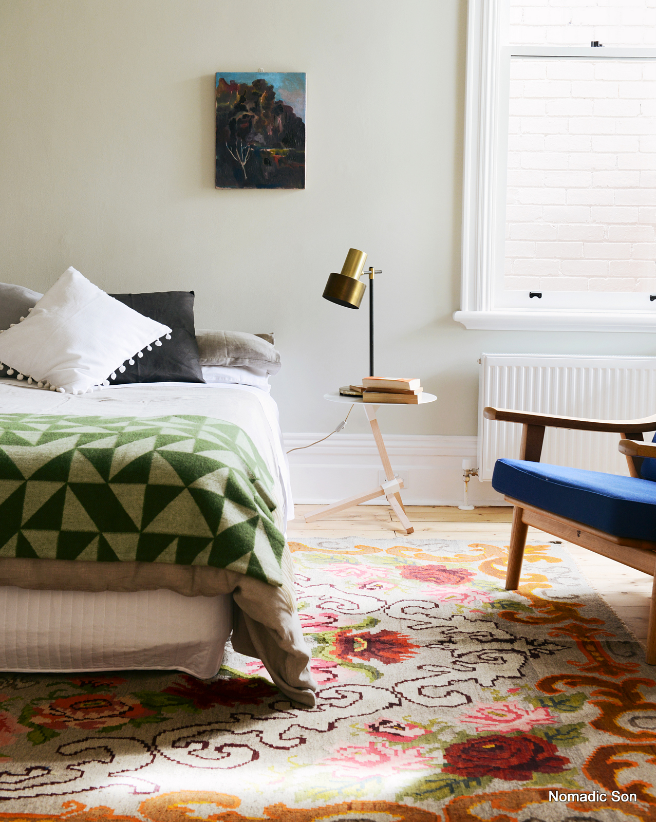 Credits: Nest Architect (The Architects), Esther Stewart (Stylist), Lauren Bamford (Photographer) & Nomadic Son (Rug)