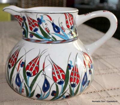 Samur classic 'Bouquet' vase
