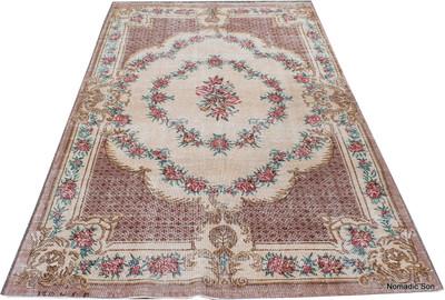 Overdyed Vintage Carpet - Anatolian (#D20) 169*247cm