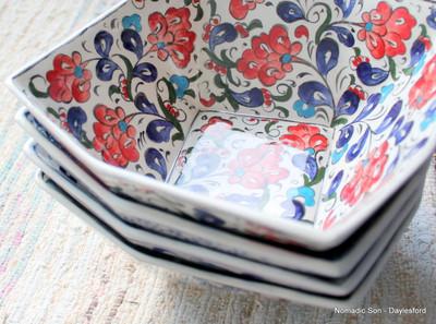 Cubic Bowls - large