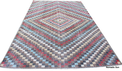Vintage Carpet - Damali (#G235) 198*307cm