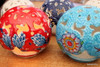 Tealight ceramic candle holders - large