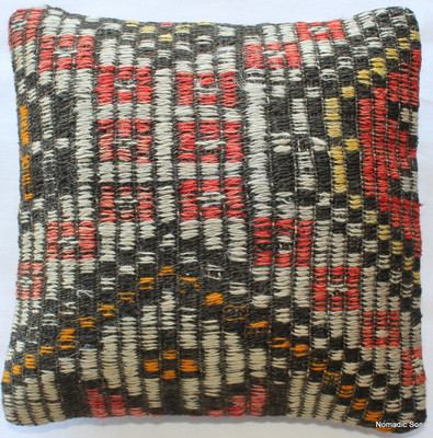 Tiny Kilim Cushion Cover #31