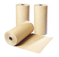 Virgin Kraft Paper 50GSM, 400m Jumbo Rolls, 4 Widths