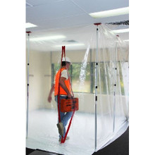 Zipwall Dust Containment System