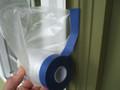 SALE Large Premium Cloth Pre Taped Masking Film (2 Sizes)
