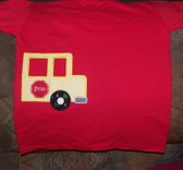School bus shirt