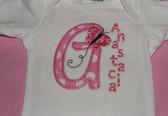 Butterfly Alphabet Shirt
