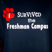 I Survived the Freshman Campus