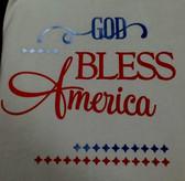 God Bless America shirt