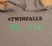 Twinfalls Middle School Music Student Sweatshirt