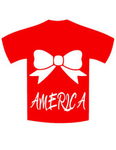 America with Bow