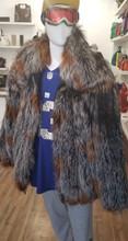 Natural Silver Fox men's Jacket