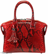 Italo - Python - Red Glazed FC - Small