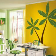 Tree Wall Decals - Palm Tree