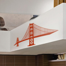 Golden Gate Wall Decals