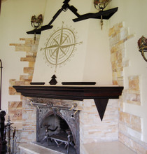 Compass Wall Decals