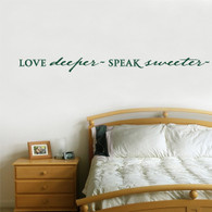 Wonderful Wall Expressions, Wall Quotes, Quote Decals For Walls, Expressions Decals  For Walls