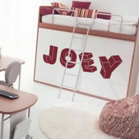 3D Letters Wall Decal