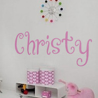 Monogram Wall Decals Personalized Wall Stickers DecalMyWallcom - Monogram wall decal for kids