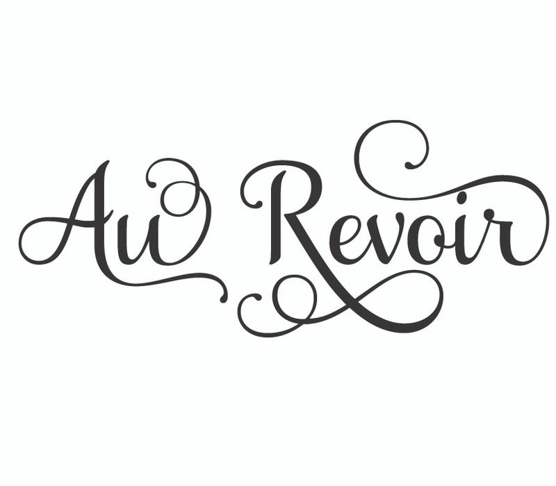 """Résultat de recherche d'images pour """"AU REVOIR"""""""