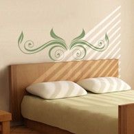 Headboard Wall Decals
