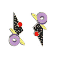 Memphis Design Proton Earrings