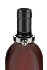Noè Wine Bottle Drop Ring