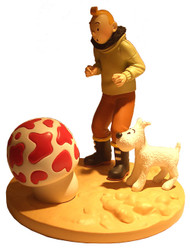 "Tintin ""The Shooting Star"""