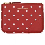 CDG Polka Dots Printed SA8100PD red