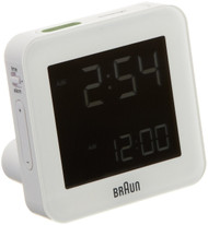 Braun Digital Alarm BNC009WH