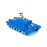 Tintin Lunar Tank / Le Char Lunaire