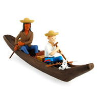 "Tintin Canoe ""The Broken Ear"" / Limited Edition"