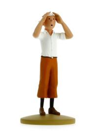 Tintin Figure Desert