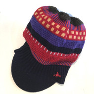 Vivienne Westwood Rapper Knitted Cap #3
