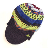 Vivienne Westwood Rapper Knitted Cap #2