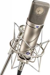 Neumann U87Ai Set Z Condenser Microphone w/ Shockmount