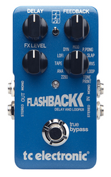 TC Electronic Flashback Delay & Looper Pedal