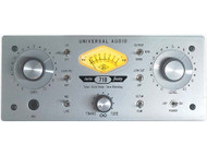 Universal Audio 710 Twin-Finity Single Channel Tube & Solid State Mic Pre/DI