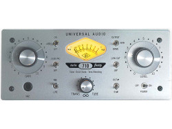 Universal Audio 710 Twin-Finity Single Channel Tube & Solid State Mic Pre/DI