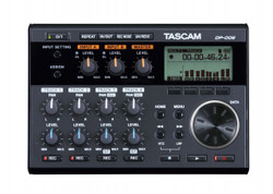 Tascam DP006 6-Track Digital Multitrack Recorder