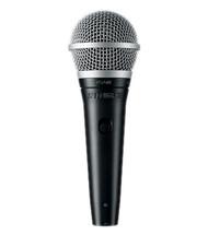 Shure PGA48 Cardioid Dynamic Microphone