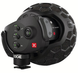 Rode Stereo VideoMic X SVMX - BROADCAST QUALITY MIC